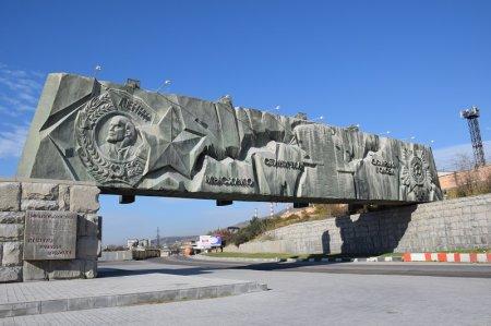 Мемориал морякам освободителям Новороссийска