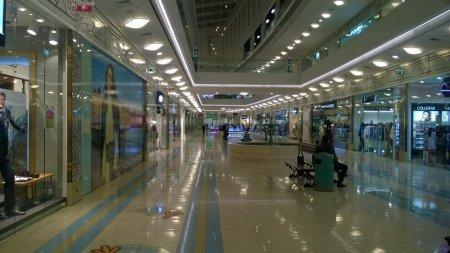 Интерьер торгового центра