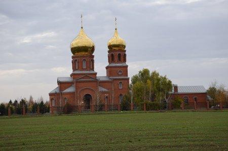 Храм в Славянске-на-кубани