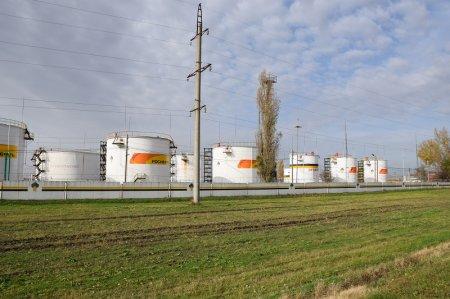Нефтехранилище Роснефть