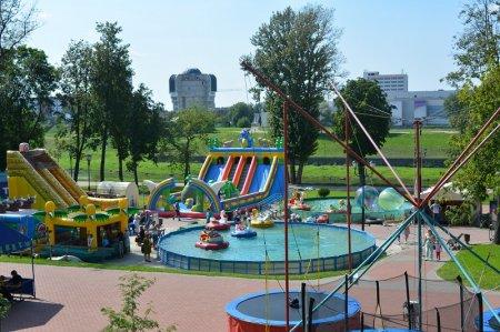 Детский развлекательный парк