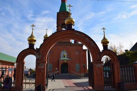 Михайловский храм в Крымске