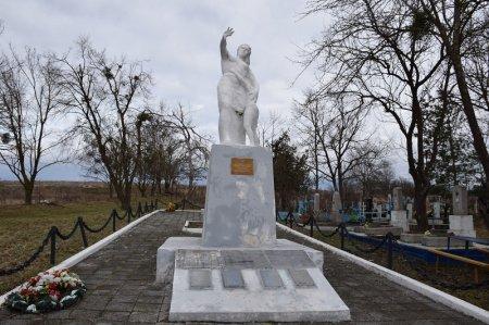 Памятник жертв в Великой Отечественной Войне