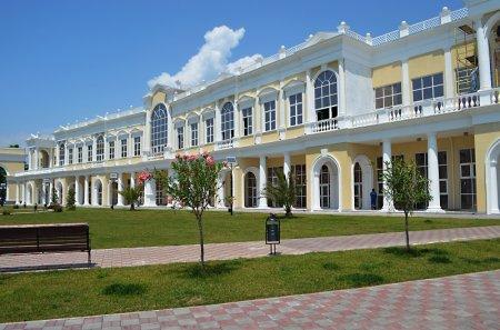 Административное здание в Сочи
