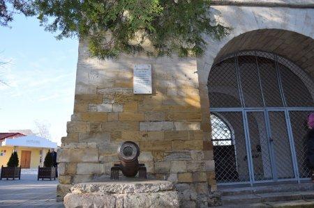 Крепостные ворота Турецкой крепости
