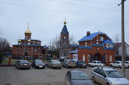 Храм в пригороде Краснодара