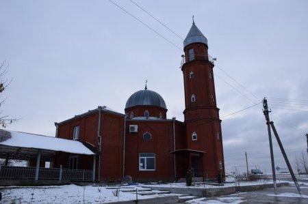 Мечеть в Адыгее