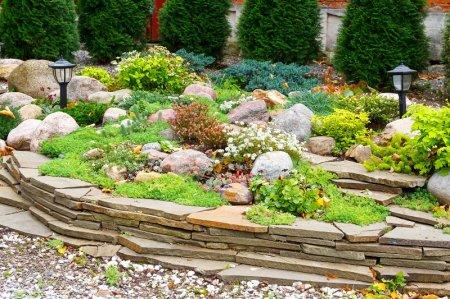 Сад камней в Темрюке