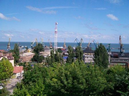 Морской порт Таганрог