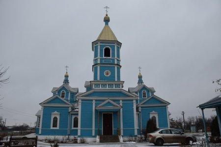 Церковь в Калининской
