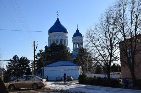 Храм в Каневской