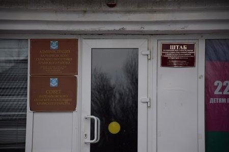 Администрация Варениковской