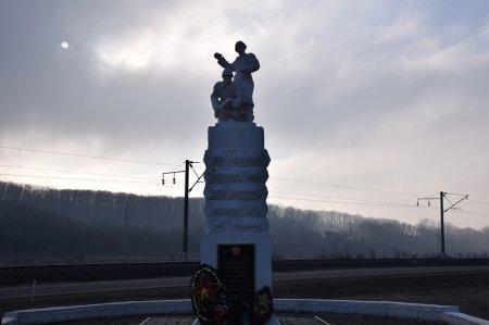 Памятник войнам освободителям