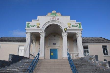 Сельский клуб в Неберджаевской