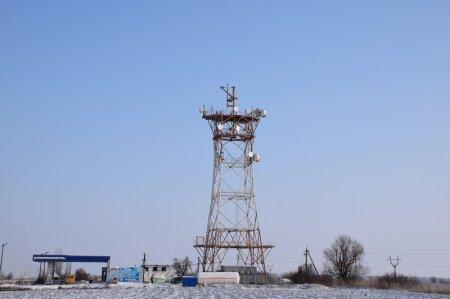 Телевышка в Новотроицком