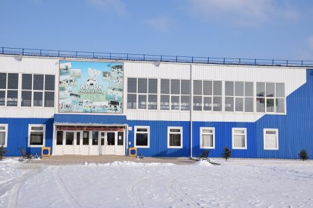 Троицкий спортивный комплекс