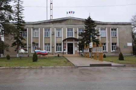 Администрация Петровской