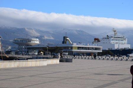 Новороссийский морской вокзал