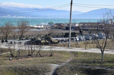 Музей военной техники в Новороссийске
