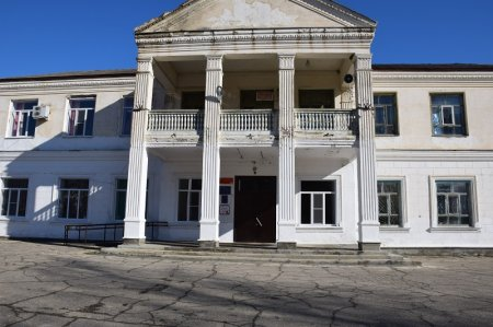 Кеслеровский сельский клуб