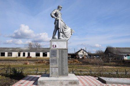 Мемориал в хуторе Плавненском