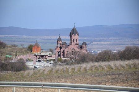 Армянская апостольская церковь в Гай-Кодзоре