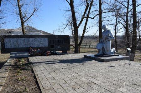 Памятник павшим солдатам