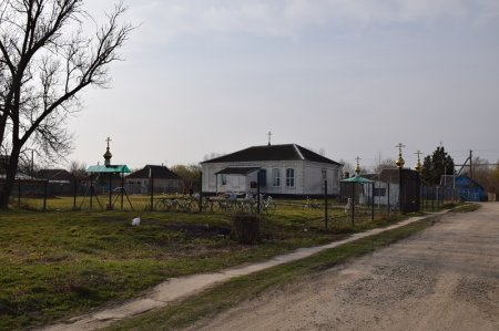 Церковь в Новониколаевской