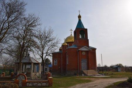 Храм в Гривенской