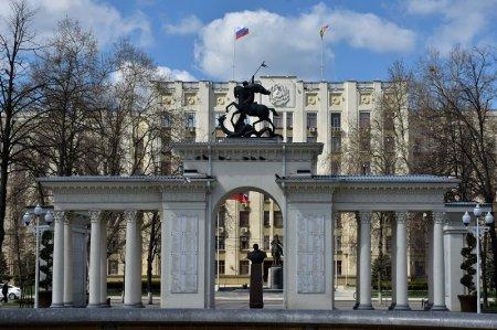 Сквер и.м. Г.К. Жукова в Краснодаре