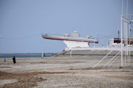 Памятник морякам в Приморско-Ахтарске