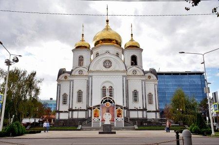 Собор Александра Невского в Краснодаре