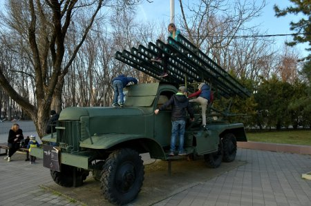 Парк Победы в Краснодаре