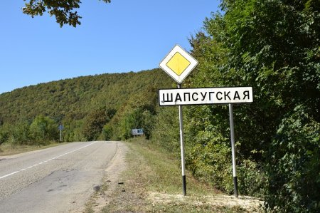 Станица Шапшугская