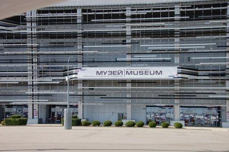 Музей спортивных и классических автомобилей в Сочи