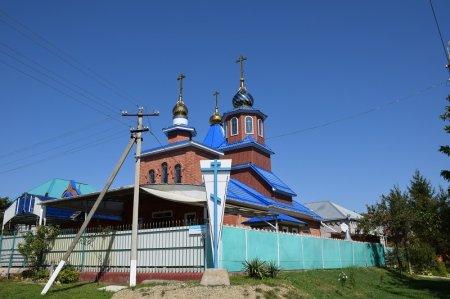 Церковь в Лабинске