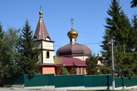 Храм в Псебае