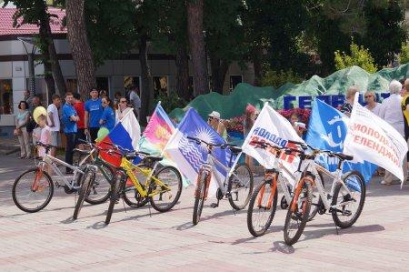Кубанский велозабег