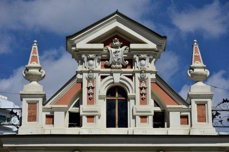 Слуховое окно исторического музея Краснодара
