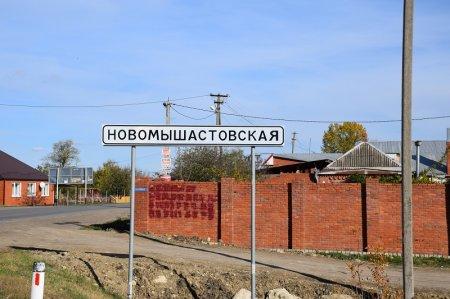 Станица Новомышастовская