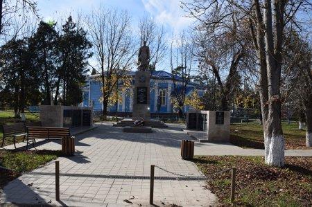 Мемориальный комплекс в Ивановской