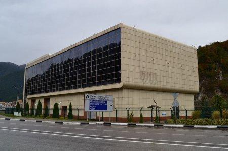 Электроподстанция в Красной Поляне