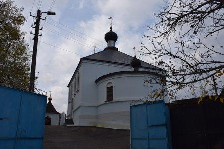 Храм в Северской