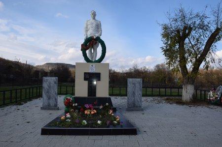 Монумент героям в Дербенской