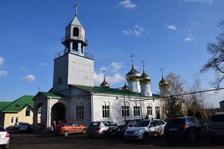 Храм в Ильской