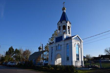 Храм в Холмской