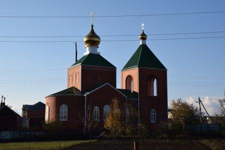 Храм в Новоукраинском