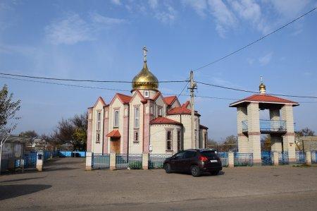 Храм в Запорожской