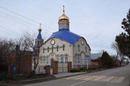 Храм в Полтавской