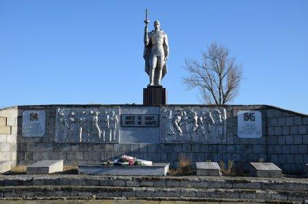 Вечный огонь в Бараниковском